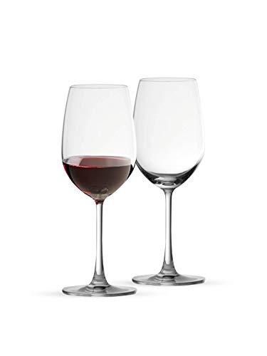 Ocean Madison Red Wine Glass Set, 425ml, 2 Pieces