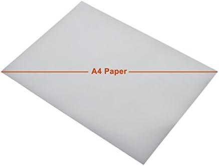 Newcomdigi Papel de Transferencia Termica para Hacer Camisetas Papel Transfer Fotográfico de Impresión en Camiseta y Tela A4 16 Hojas: Amazon.es: Oficina y papelería