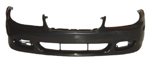 OE Replacement Dodge Neon Front Bumper Cover (Partslink Number CH1000337) - Neon Front Bumper Cover