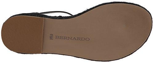 Bernardo Bernardo Sandal Black Women's Mistral Women's C00wxq6Br