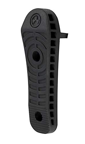 Magpul Rubber Recoil Pad for Synthetic Rifle Stocks, Enhanced Rubber Butt Pad, 0.70