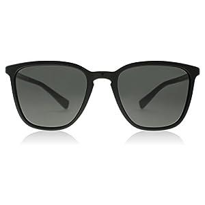 Dolce & Gabbana Men's Acetate Man Square Sunglasses, Black, 53 mm