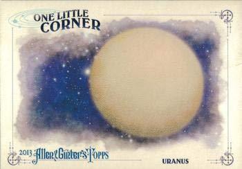 (2013 Allen and Ginter One Little Corner #OLC-URN Uranus Baseball Card NM-MT)