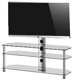 RO&CO - Mueble TV. Ancho 130 cms, 3 estantes y Soporte de TV ...