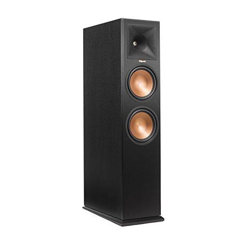 Klipsch RP-280FA Floorstanding Speaker - Black Veneer (Each)