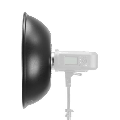 Glow White Softlight Beauty Dish Reflector with Bowens Mount Adapter (20.5'')