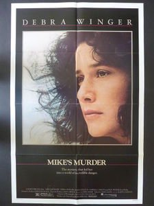 MIKE'S Mar Movie Poster 1983 NSS 830048 Debra Winger & Mark Keyloun