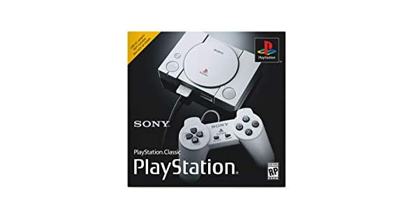 Amazon com: PlayStation Classic: Video Games