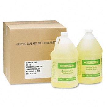 (DermabrandTM Antibacterial Soap SOAP,ANTIBACTERIAL LOTION T580700 (Pack of2))