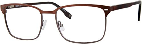 Eyeglasses Banana Republic ENZO 0NCJ Brown Ruthenium / 00 Demo Lens