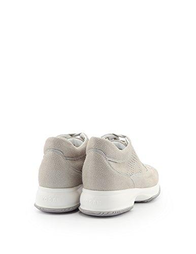 Sneakers Hogan Donna HXW00N00E30I6FB001 Bianco Pelle HSpqzSw
