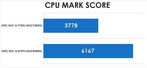 Intel NUC 8i3BEH i3-8109U + 4GB RAM DDR4 + 240GB SSD M.2 + Windows ...