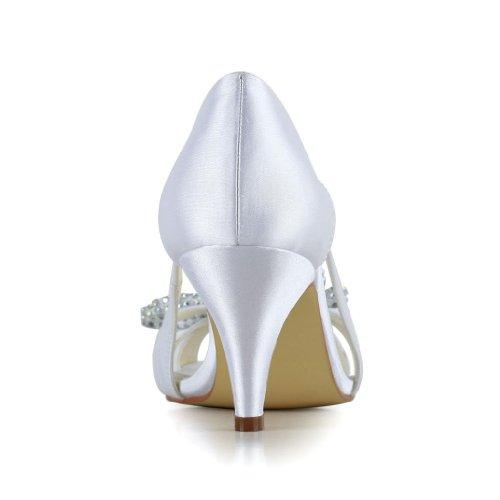 scarpe Donna JIA wedding 5949414 sposa col tacco