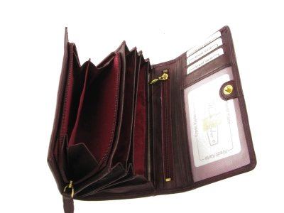 Signora Portafoglio Borsellino da donna # 8778grande portafoglio da donna Borsa in Piazza