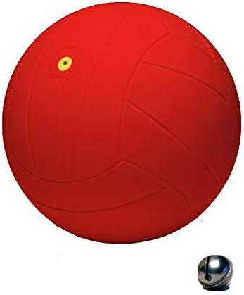 Boje Sport - Balón de tórbol con cascabel para niños, color rojo ...