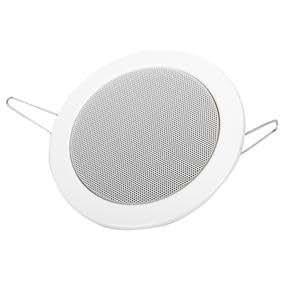 Visaton DL-10 Ceiling loudspeakers mounted speaker White by Visaton GmbH & Co. KG