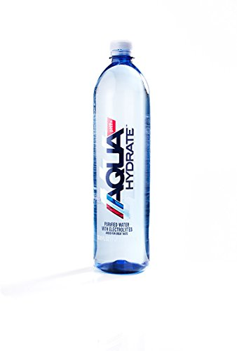 AQUAhydrate Electrolyte Enhanced Water Ph9+, 33.8  Fl. Oz (Pack of 12) by AQUAhydrate (Image #6)
