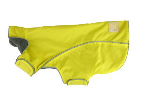 OllyDog Rain Coat, Small, Yellow