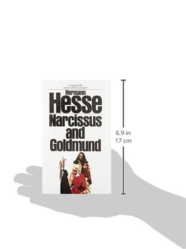 Narcissus And Goldmund Hermann Hesse Ursule Molinaro