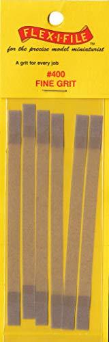 Flex-I-File 400 Fine Tape Refill - 6 Pack x 400 Grit
