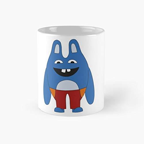 Bingo Bronson- Broad City Inspired Funny Coffee Mug- 11oz Ceramic Coffee Mug Tea Cup White ()