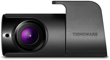 Thinkware TWA-F100R THINKWARE Rear-View Camera for F100, F200 and FA200 Dash Cam 2-Channel Setup Dual Channel Front and Rear Connecting Cable Included Uber Lyft Car Taxi Rideshare