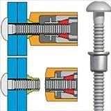 Huck Magna-GR MGPB-R10-12G Lockbolt Pin; 5/16 Inch