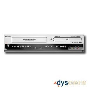 Magnavox MWR20V6 DVD Recorder / VCR Combo (Vcr Player Dvd Recorder)