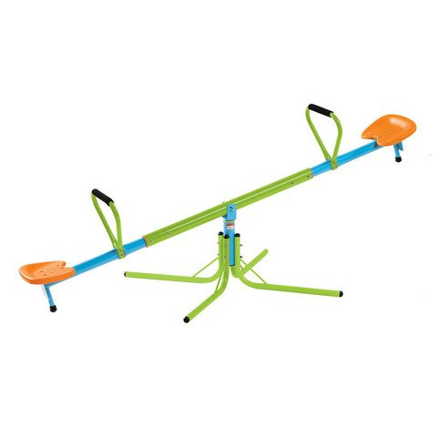 Pure Fun Kids' Swivel Seesaw