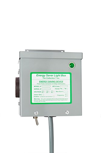 otector Residential Dryer Unit 3 Prong 1100 AMP Energy Saver Box KVAR ()