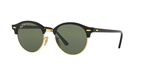 Ray-Ban-RB4246-Clubround-Unisex-Sunglasses