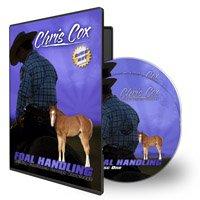 Chris Cox FOAL HANDLING - HANDLING THE YOUNG FOAL 2 DVDS