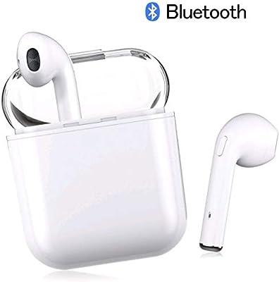 Auriculares Bluetooth para Deportes, Auriculares inalámbricos Bluetooth para Deportes, iPhone de Manos Libres, iPad, LG, Samsung y Otros teléfonos con ...