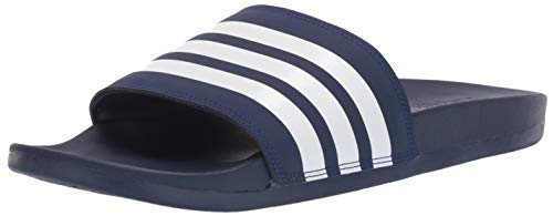- adidas Adilette Cloudfoam Plus Stripes Slides Men's