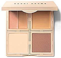 Foundation Bisque Pressed - Bobbi Brown Essential 5-In-1 Face Palette - 05 Warm Beige