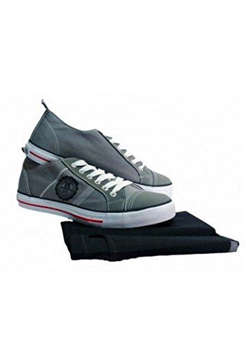 À Gris Lacets Homme Chaussures Ville De Pour Marshall Us wnqg1I87Ox