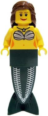 "Mermaid - LEGO 3"" Pirates Figure"