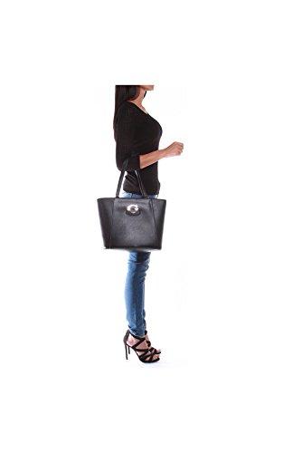 Guess VG648423 Borsa A Spalla Donna Ecopelle Black Black TU Nero