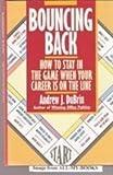 Bouncing Back, Andrew J. DuBrin, 0070179018