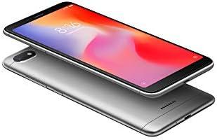Xiaomi Redmi 6A Dual SIM - 16GB, 2GB RAM, 4G LTE, Grey
