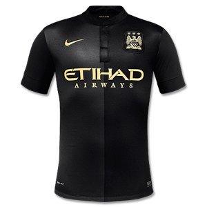Manchester City Away Jersey 2013 / 2014
