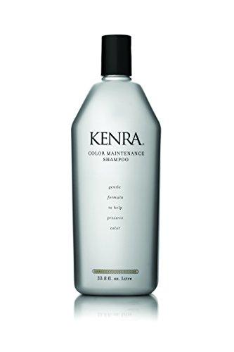 - Kenra Color Maintenance Shampoo, 33.8-Ounce