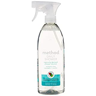 Method Daily Shower Spray, Eucalyptus Mint, 28 Ounce (Packaging May Vary)