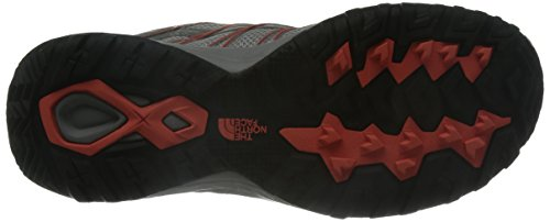 The North Face T0cj8x, Zapatillas de Senderismo Mujer Gris (GTE)