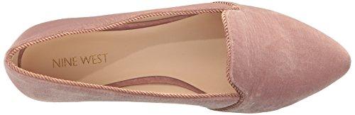 Neun West Damen Sholette Stoff Loafer Flat Natürlich