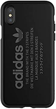 Adidas 30303 Funda Or Moulded iPhone 8, Negro, Color Negro