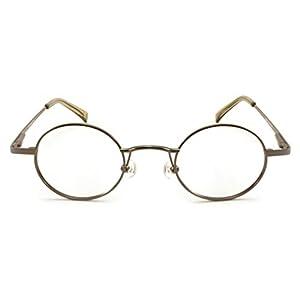 John Lennon JL 260 Mens Eyeglass Frames - Antique Pewter