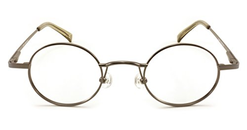 John Lennon JL 260 Mens Eyeglass Frames - Antique (260 Eyeglasses)