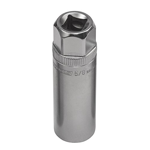 OEMTOOLS Tools 22887 5/8 Inch 3/8 Inch Drive Magnetic Spark Plug Socket (Magnetic 5 8 Spark Plug Socket compare prices)