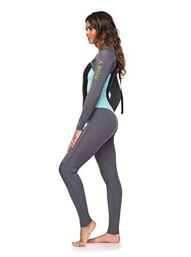 0c2d8ccf45 Amazon.com   Roxy Womens 3 2Mm Syncro Series Back Zip GBS Wetsuit  Erjw103024   Women S Roxy Wetsuit   Sports   Outdoors